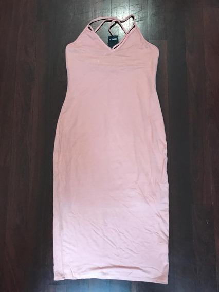 Vestido Largo Tienda Forever 21 Original Usa