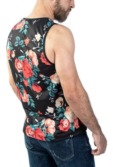 Regata Floral, Estampa Florida, Estilo Swag ,streetwear