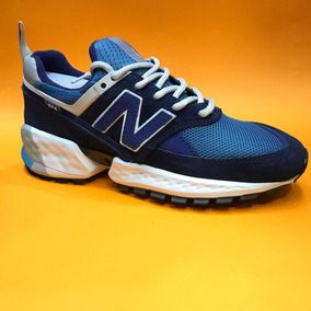 New Balance 574 Masculino - Azul