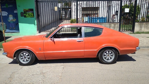 Ford Taunus Coupe Gt