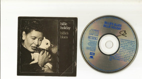 Cd Billie Holliday Ao Vivo Original Acervo Pessoal