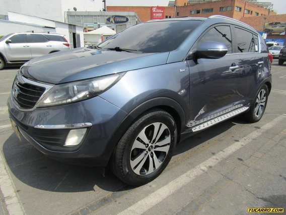 Kia New Sportage Revolution Ex