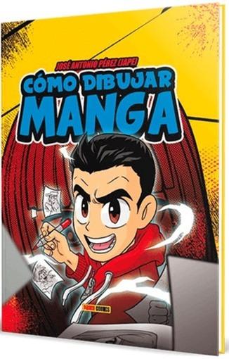 Como Dibujar Manga - Jose Antonio Perez (jape)