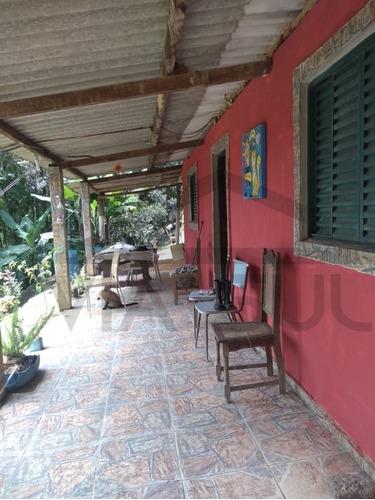 Imagem 1 de 19 de Chácara À Venda Em Juquitiba - 270 - 32982810