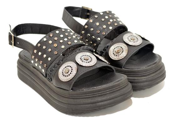 Sandalias Chatitas Pepes - Cuero - 563ma - Morr Zapatos