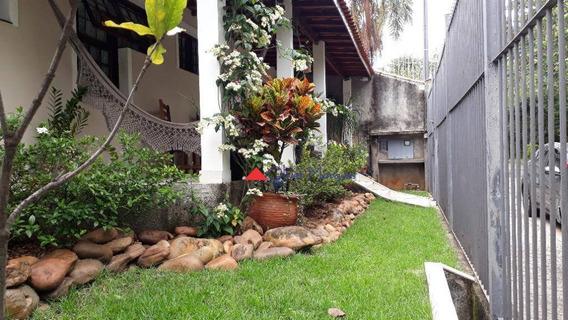 Casa Com 3 Dormitórios À Venda, 239 M² Por R$ 1.600.000,00 - Parque Continental - São Paulo/sp - Ca1439