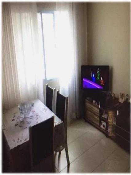 Apartamento Em José Menino, Santos/sp De 47m² À Venda Por R$ 265.000,00 - Ap254505