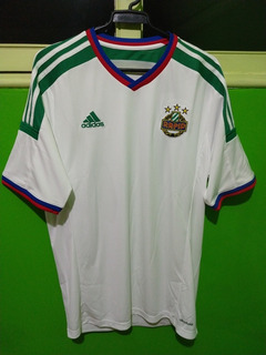 Camiseta Rapid Viena Away 2014-16