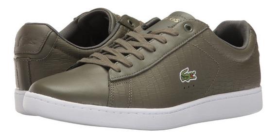 Zapatillas Lacoste Carnaby Green - A Pedido_exkarg