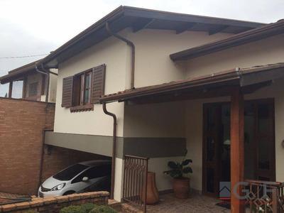 Casa Residencial À Venda, Parque Nova Campinas, Campinas - Ca1412. - Ca1412