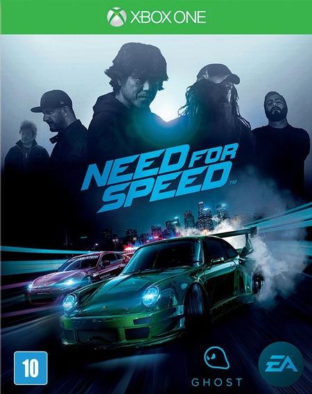 Need For Speed Xbox One Seminovo Leg Português Mais Brinde
