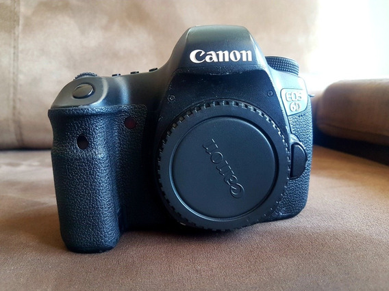Câmera Profissional Canon 6d