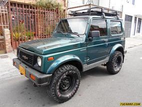 Chevrolet Samurai Ht Mt 1300cc