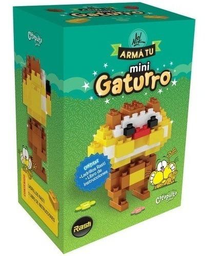Imagen 1 de 2 de Arma Tu Mini Gaturro - Nik