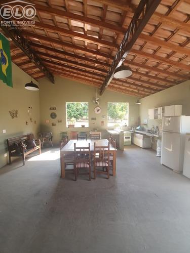 Linda Chácara Condomínio Terras De Santa Rosa, Salto - Ch00401 - 69427338