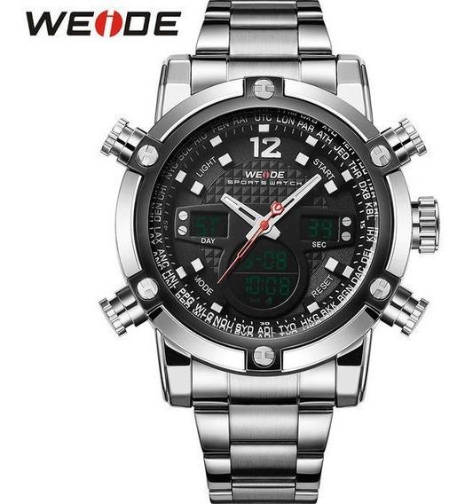 Relógio Weide   Wh5205-1c   Black