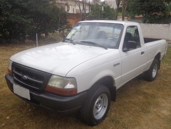 Ranger 1998 Motor 2.5 4cc Economica Ar Cond Direção