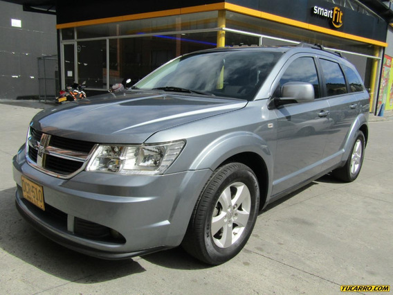 Dodge Journey Sxt 7psj Techo 2700cc