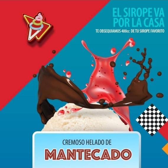Helado Cremoso De Mantecado 4,5 Litros