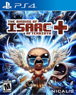 The Binding Of Isaac Afterbirth+ Ps4 Delivery Stock Ya