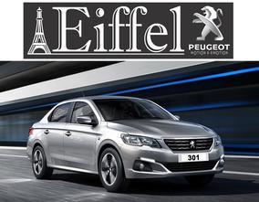 Peugeot 301 Allure 1.6 100% Financiado Sin Interés