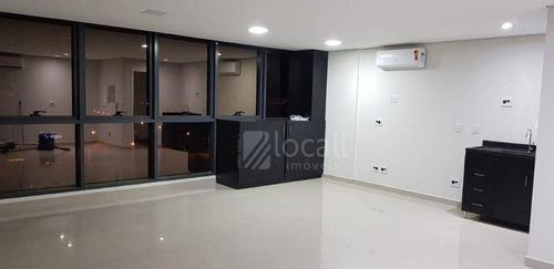 Imagem 1 de 15 de Sala Para Alugar, 44 M² Por R$ 3.000,00/mês - Jardim Vivendas - São José Do Rio Preto/sp - Sa0120