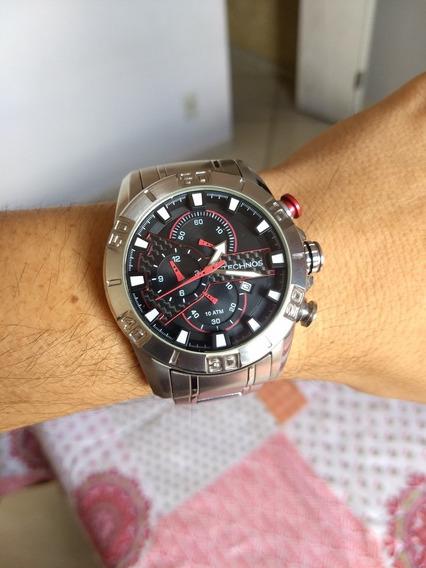 Relógio Technos Carbon