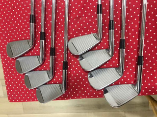 Hierros Taylormade Psi Tour Forged 2017
