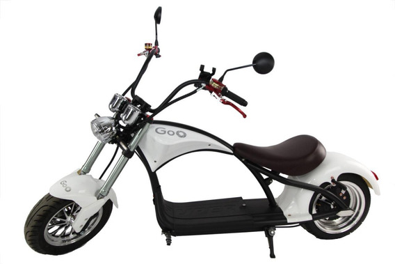 Goo Elétricos - Scooter Elétrica X14 2000w Harley Chopper