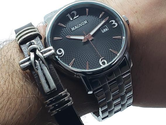 Relógio Masculino Magnum Ma34594c