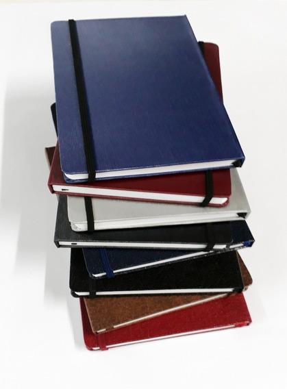 2 Cadernetas Grande Sem Pauta 14x21 Sketchbook De Anotações