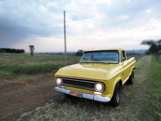 Chevrolet C-10 Gasolina 6 Cilindros