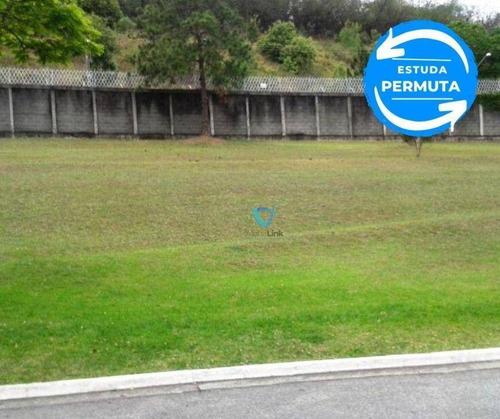 Imagem 1 de 18 de Terreno À Venda, 360 M² Por R$ 650.000,00 - Alphaville - Santana De Parnaíba/sp - Te0104
