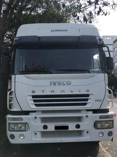 Iveco Stralis Modelo 43-740s42tz
