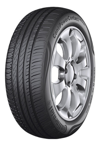 Neumático Continental Power Contact 205/55 R17 91v Fr Conti