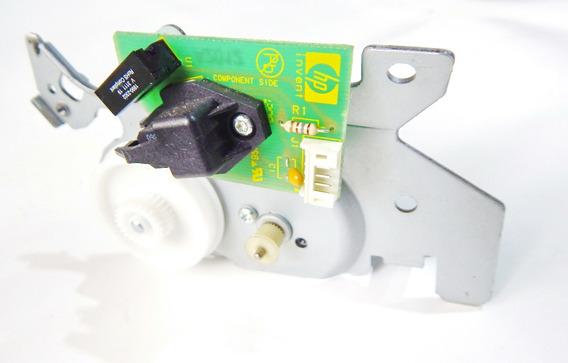 Conj. Do Motor Do Papel - Hp Designjet 111 Veja Compatíveis