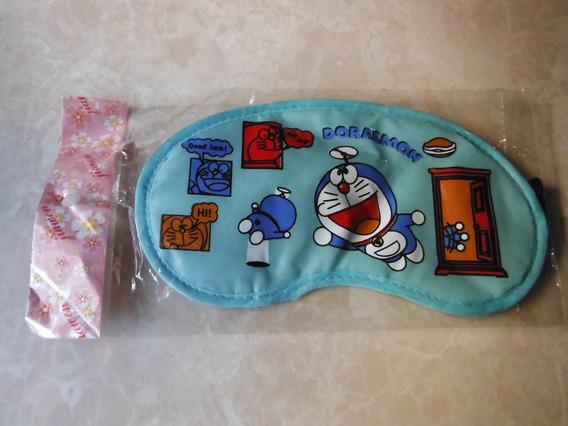 Doraemon Antifaz Para Dormir Protector De Luz Anime Viajero