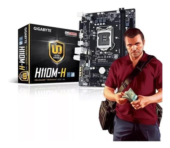 Cpu Intel 7ª Geração I3 7100 4gb Ddr4 Ssd 120gb