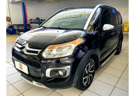 Aircross 1.6 Exclusive 16v Flex 4p Manual 83091km