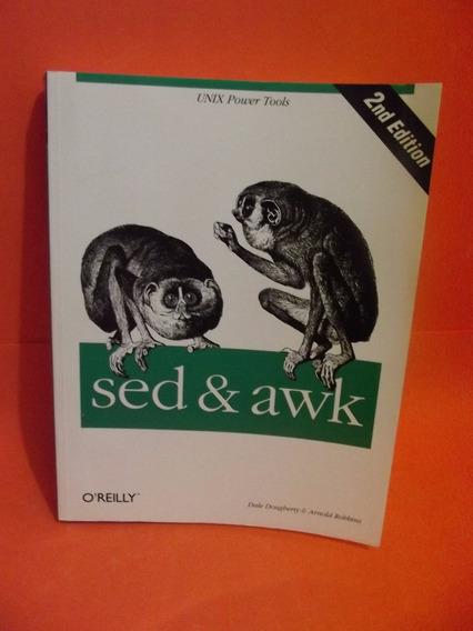 Livro - Sed & Awk - Dale Doughert (em Inglês)