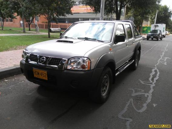 Nissan Frontier 4x4 2500 C.c Tdi. Mt Aa. Abs D