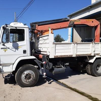 Alquiler De Camiones Con Hidrogruas Sin Chofer 118 Mil X Mes