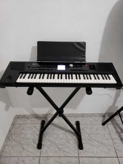 Teclado Roland Bk-5