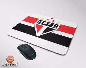 Mouse Pad Personalizado Time São Paulo