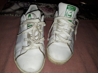 Zapatiilas adidas Niño/a Stan Smith Talle 32