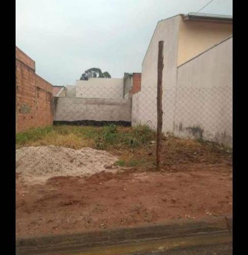 Imagem 1 de 2 de Venda - Terreno - Loteamento Residencial Jardim Esperança - Americana - Sp - M3902