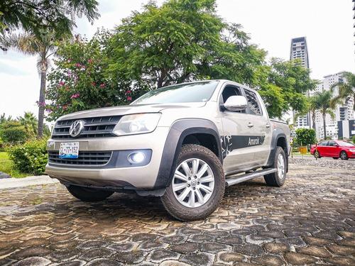 Imagen 1 de 15 de Volkswagen Amarok 2014 Pick-up