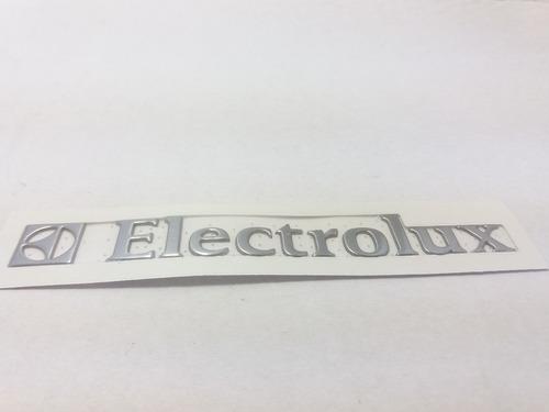 Logotipo Emblema Adesivo Geladeira Electrolux Dw42x Tf52x 69580635