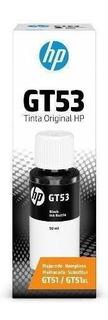 *hp Tinta Gt53 Negra Original 90 Ml