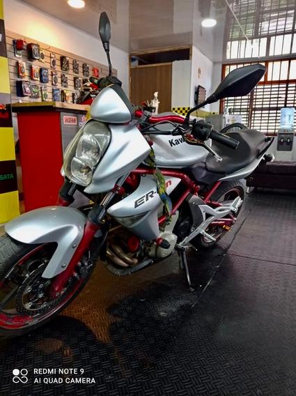Kawasaki Er6n 2007